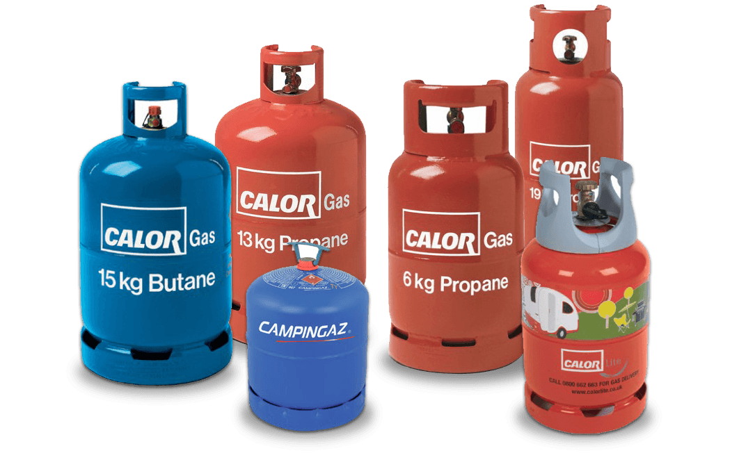 We stock Calor Gas