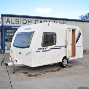 Bailey Orion Front View