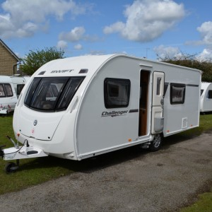 Swift Challenger Sport 544