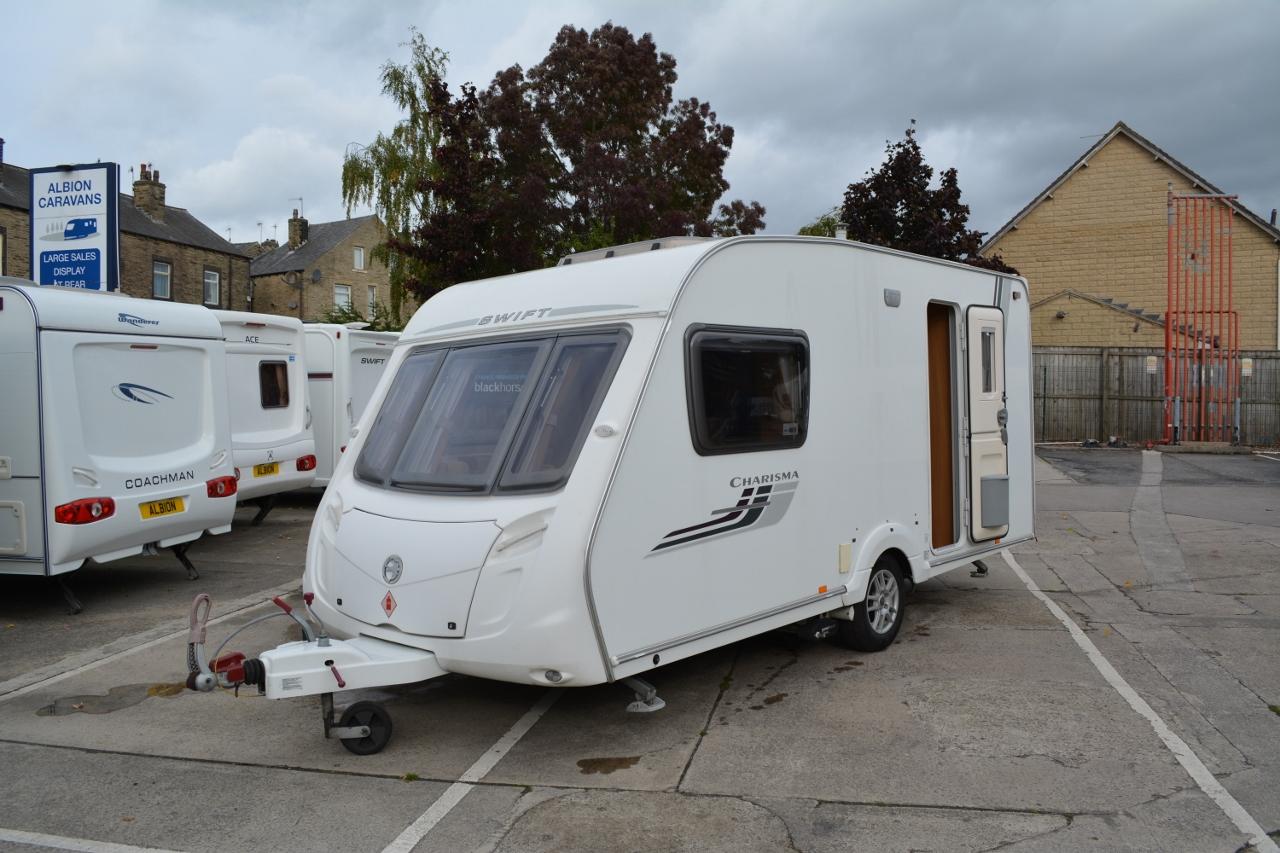 swift charisma 230 2 berth caravan for sale albion. Black Bedroom Furniture Sets. Home Design Ideas
