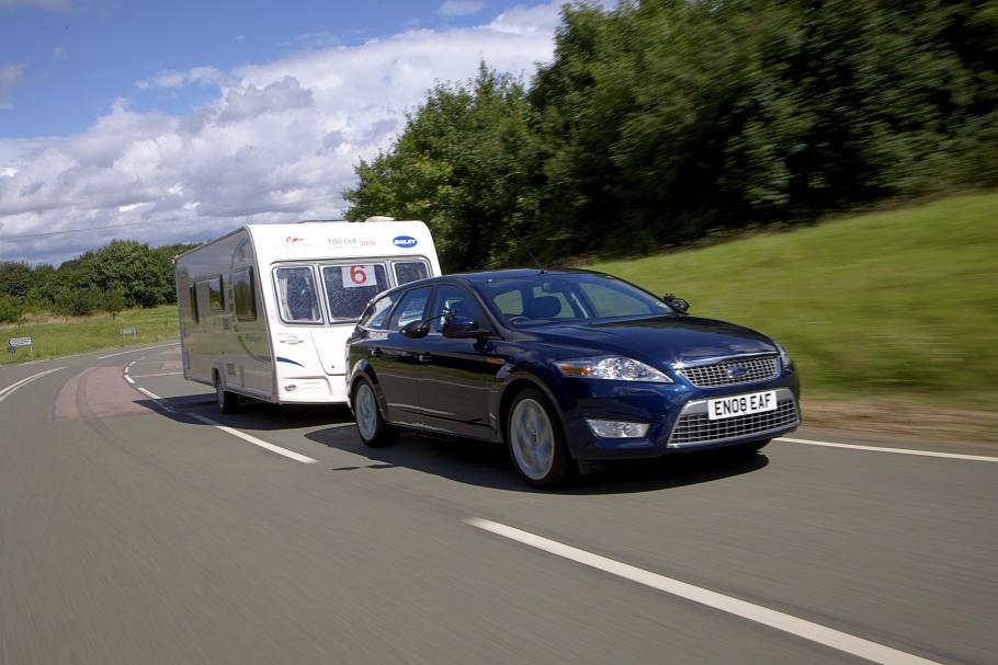 Caravan Towing