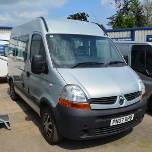 Renault Master Camper Van 2007